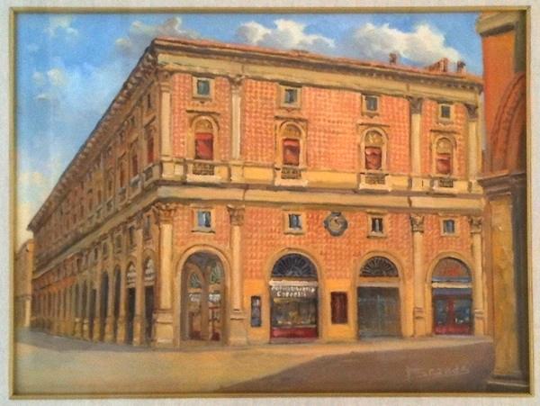 Palazzo Via Barberia
